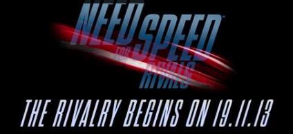 Проект Need for Speed Rivals должен появиться в ноябре
