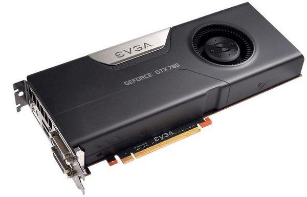 Представлены модели GeForce GTX 780 от EVGA