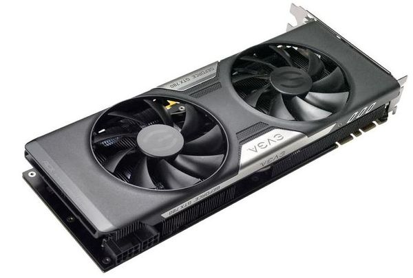 Видеокарты EVGA GeForce GTX 780