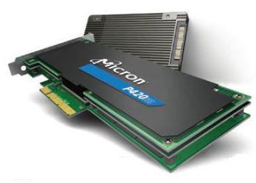 Micron выпустили акселератор ввода/вывода P420m PCIe