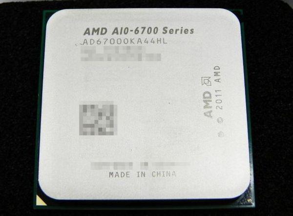 AMD APU A10-6700