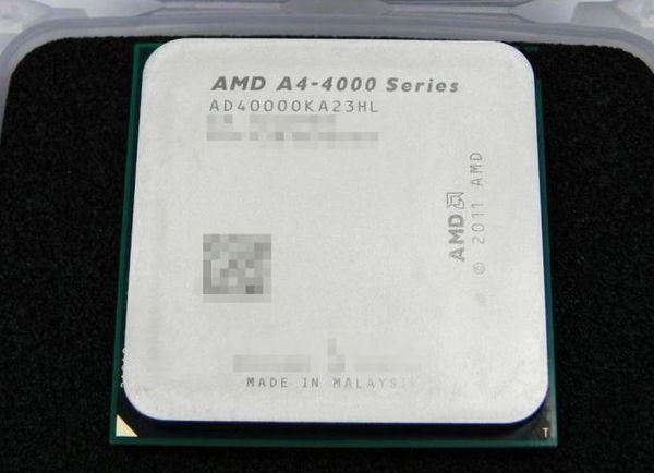 AMD APU A4-4400