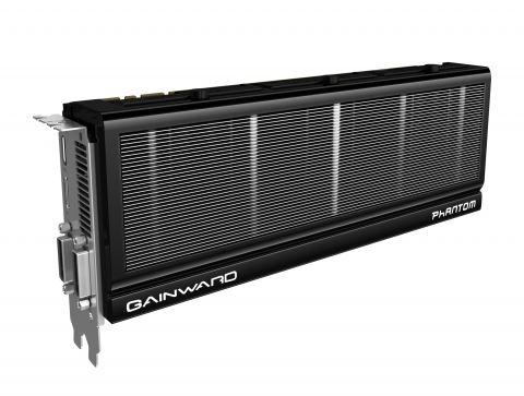 Gainward выпустили серию GeForce GTX 770