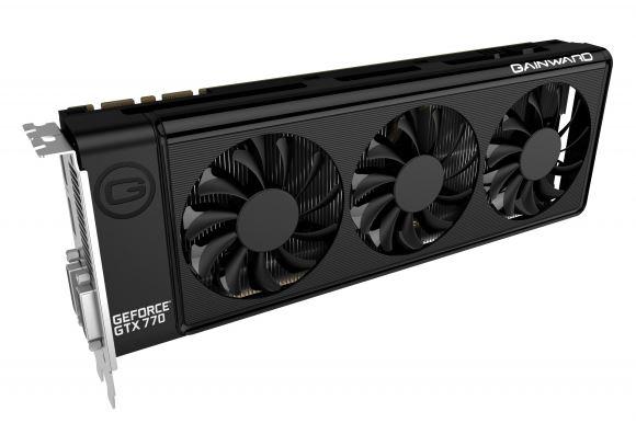 Видеокарта Gainward GeForce GTX 770 2 Гб