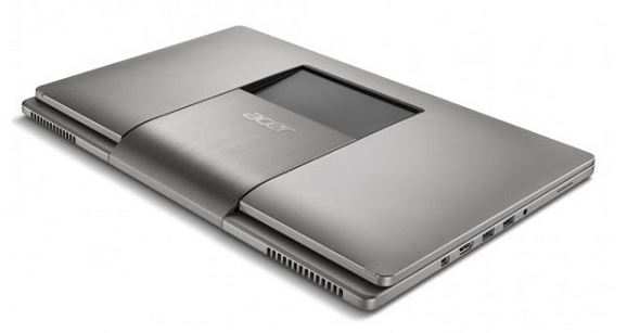 Acer скрестили планшет, ноутбука и моноблок в Aspire R7