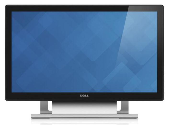 Dell выпускают ЖК монитор S2240T с сенсорным дисплеем