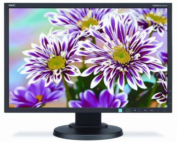 NEC представили новый 22-дюймовый монитор MultiSync E223W