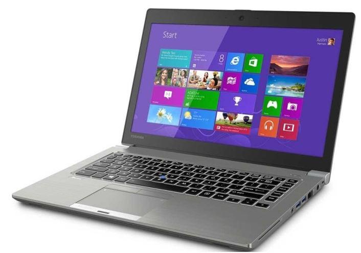 Toshiba представила свои новые лэптопы бизнес-класса
