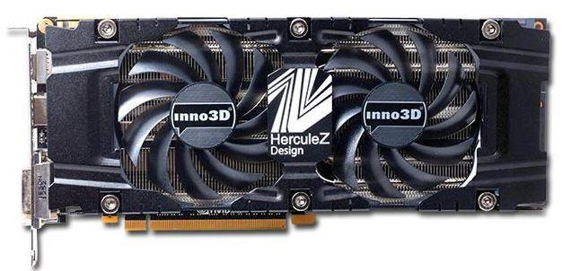 GeForce GTX 780 Ti HerculeZ 2000 Overclocked