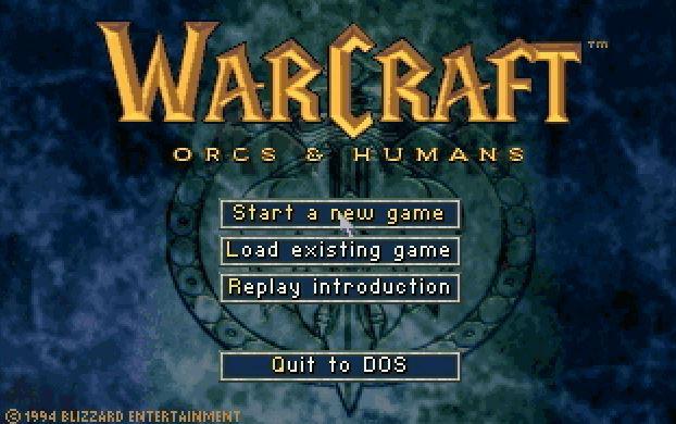 Игры Warcraft 1 и Warcraft 2 собираются перевыпустить