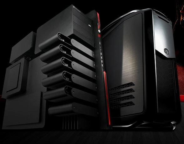 Мощный игровой компьютер Hyper GS1000S