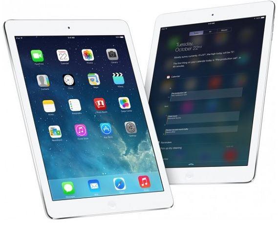 iPad Air и iPad mini Retina выйдут на российский рынок 15 ноября