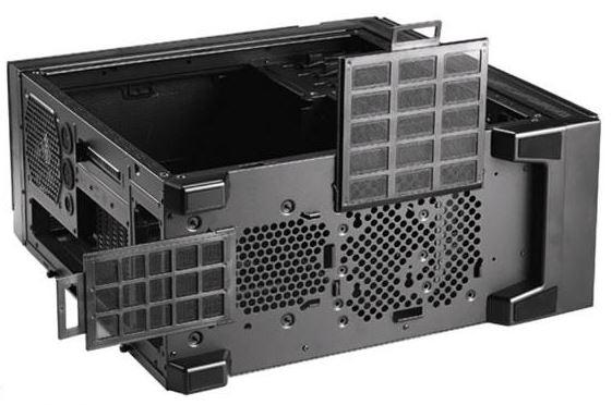 Cooler Master корпус с качественной звукоизоляцией Silencio 652