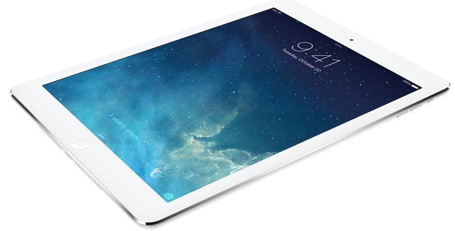 В России стартовали продажи планшетов Apple iPad Air
