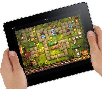 Игры для iPad: что есть и что выбрать?