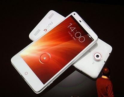 Компания ZTE представила свои новые смартфоны Nubia Z5S и Z5S mini