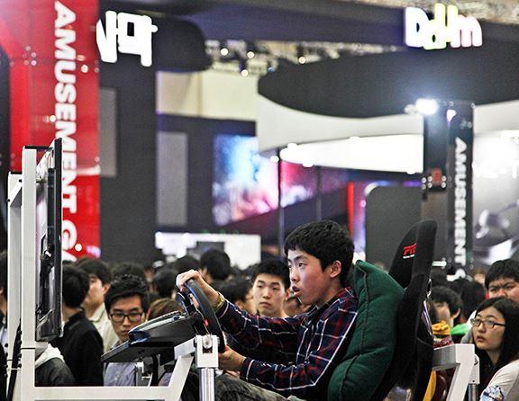 Закончилась международная выставка игр G-STAR 2013