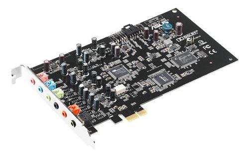 Asus представили полупрофессиональную звуковую карту Xonar D-KARAX