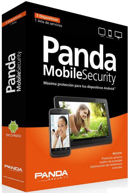 Приложение Panda Mobile Security 1.1 для защиты Ваших мобильных устройств
