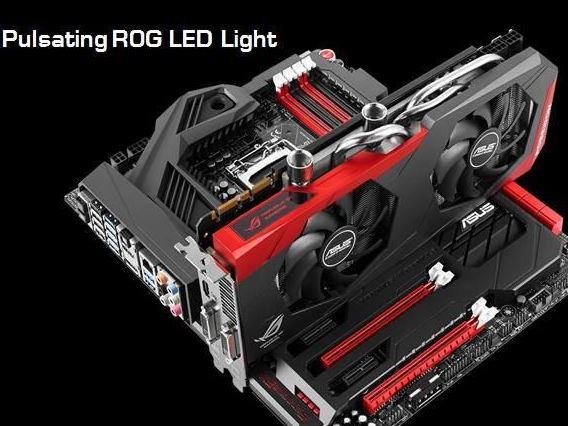 Гибридная система охлаждения Asus ROG Poseidon для видеокарт NVIDIA GeForce GTX