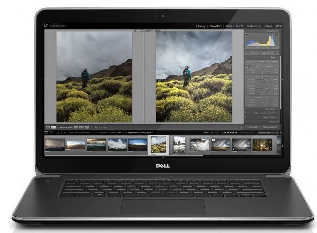 Dell Precision M3800 появится в России