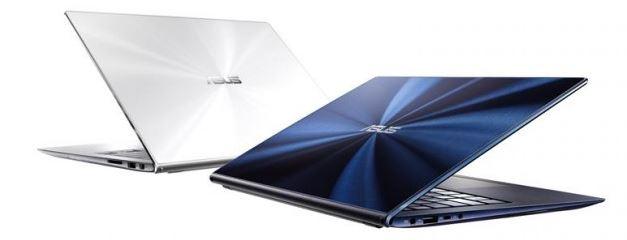В России выпущены ультрабуки Asus Zenbook UX301 и UX302