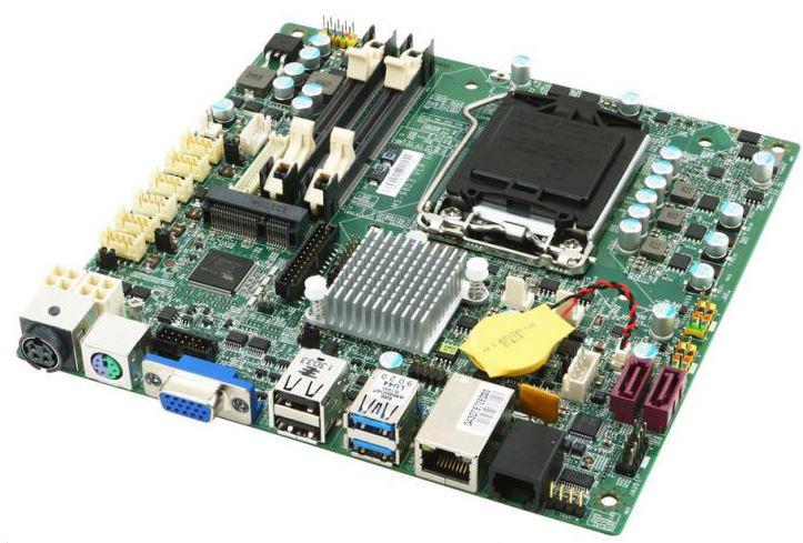 Материнская плата MSI MS-98D3