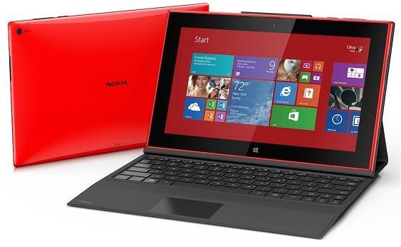 Компания анонсировала первый планшет в своей истории Lumia 2520