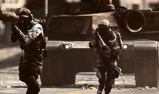 Компания EA трудится над Battlefield для мобильных девайсов