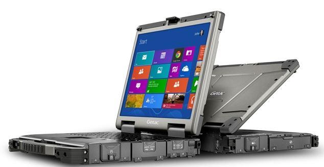 Более мощную начинку получил бронированный ноутбук Getac B300