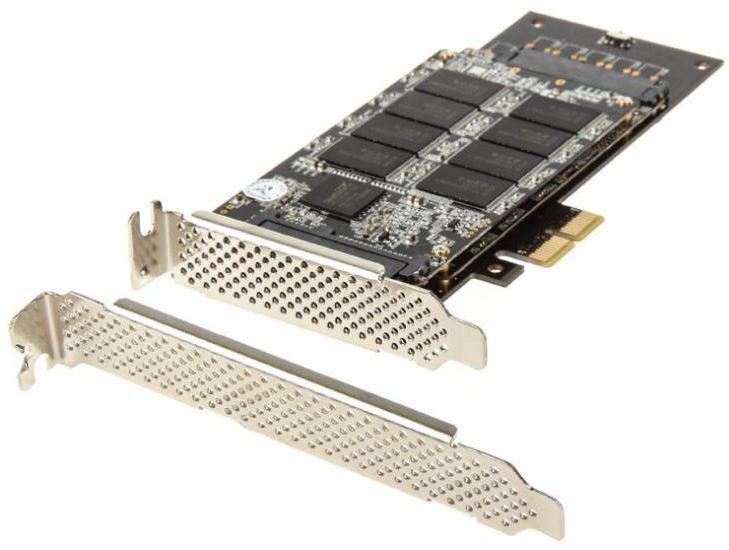 Стартовали продажи SSD MX-Express с интерфейсом PCIe
