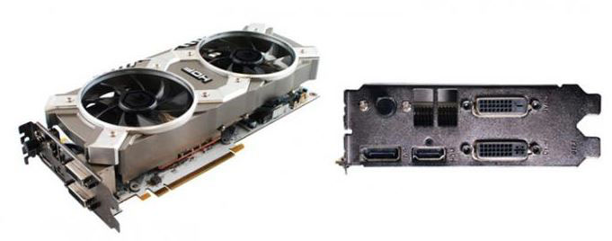 Видеокарта KFA2 GeForce GTX 780 HOF