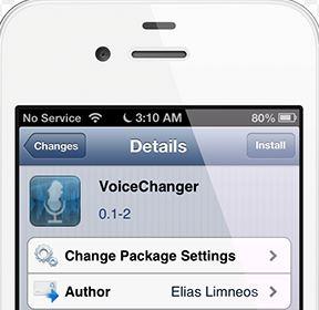 Программа VoiceChanger