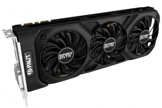 Видеокарта Palit GeForce GTX 770 OC
