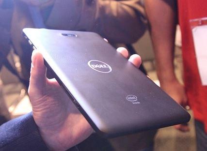 Скоро выйдет планшет Dell Venue