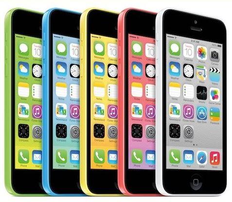 Смартфон iPhone 5C: что ждет его на рынке?
