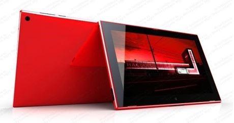 Nokia опубликовали фотографии и спецификации планшетного ПК Sirius