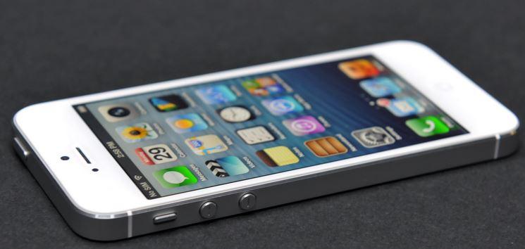 Покупка iPhone 5