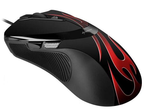 Оптическая мышь Sharkoon FireGlider