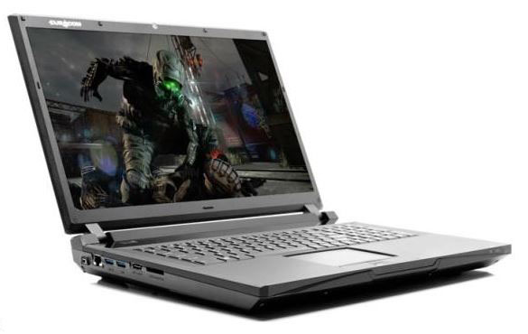 Eurocom представили игровой ноутбук X3