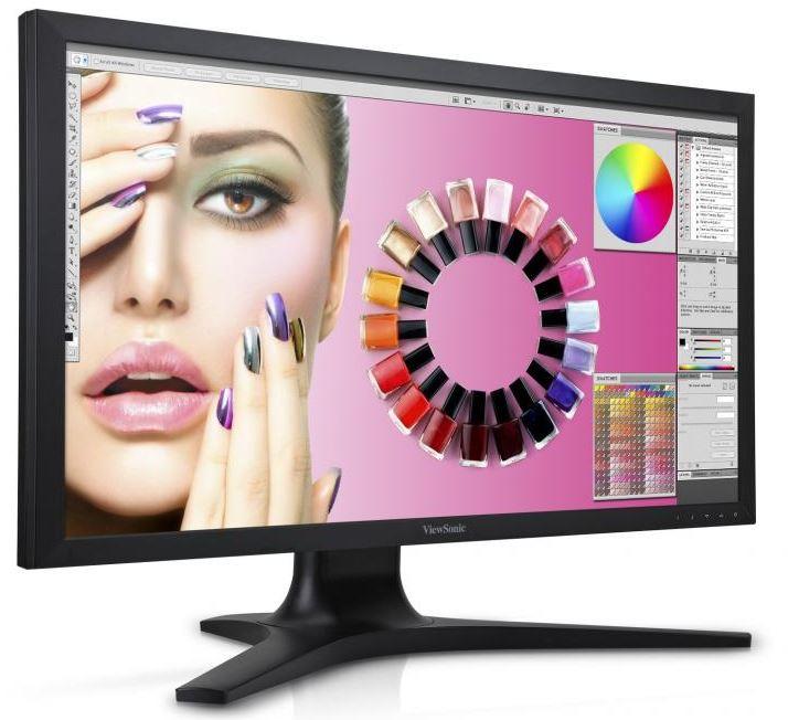 Компания выпустила дисплей VP2772 Adobe Color QHD