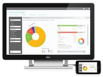 Сенсорный дисплей Dell P2714T