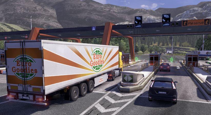 Going East – название первого дополнения Euro Truck Simulator 2