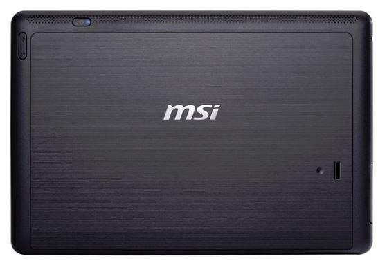 Microstar представили планшетный компьютер W20 3M