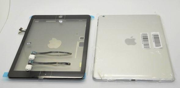 В Сети появились фотографии корпуса будущего планшета цвет «Space Gray»
