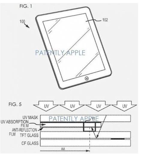 Будущие iPad 5 получат антибликовое покрытие?