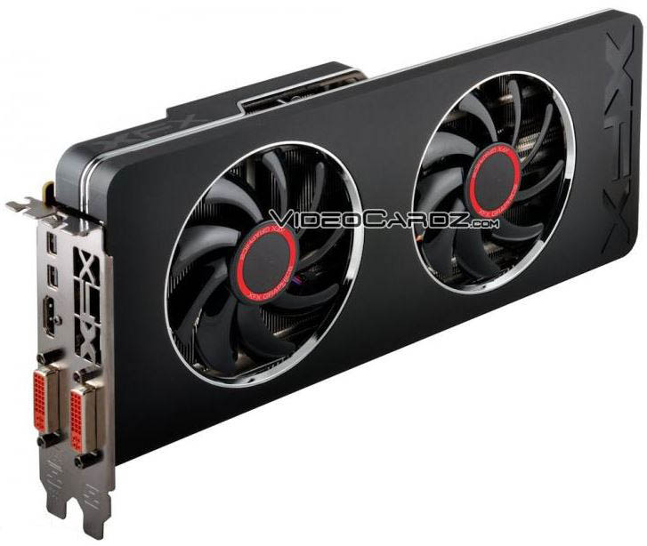 В Сети появились фотографии XFX Radeon R9 280X Double Dissipation