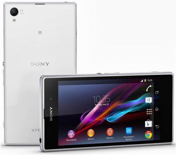 На IFA 2013 компания Sony представили смартфон Xperia Z1