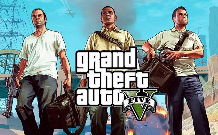 В Grand Theft Auto 5 за персонажей разговаривают настоящие бандиты