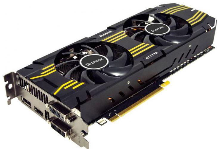 Видеокарта Leadtek GeForce GTX 770 OC Hurricane III